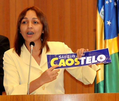 Aliança como Castelo em São Luís deve tirar votos da pré-candidata Eliziane Gama