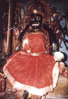 Shri Kshethra Rajarajeshwari temple, Polali