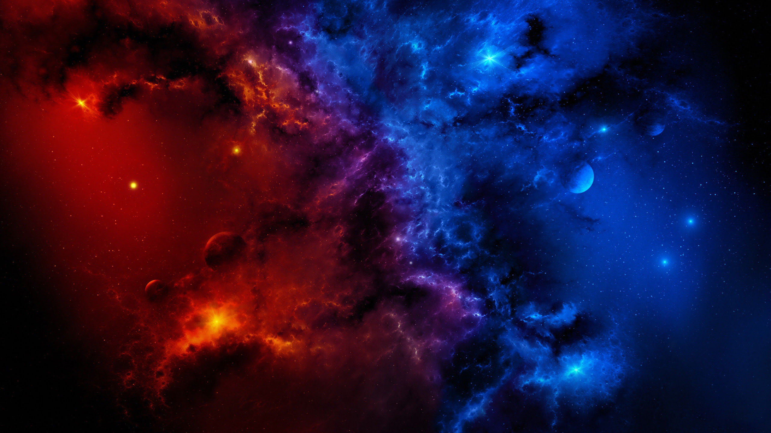 Red Space Wallpaper (75+ images)