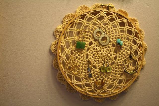 Simple Earring Holder - Jonah Lisa Land