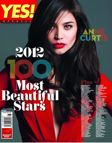 yes 100 most beautiful stars 2012