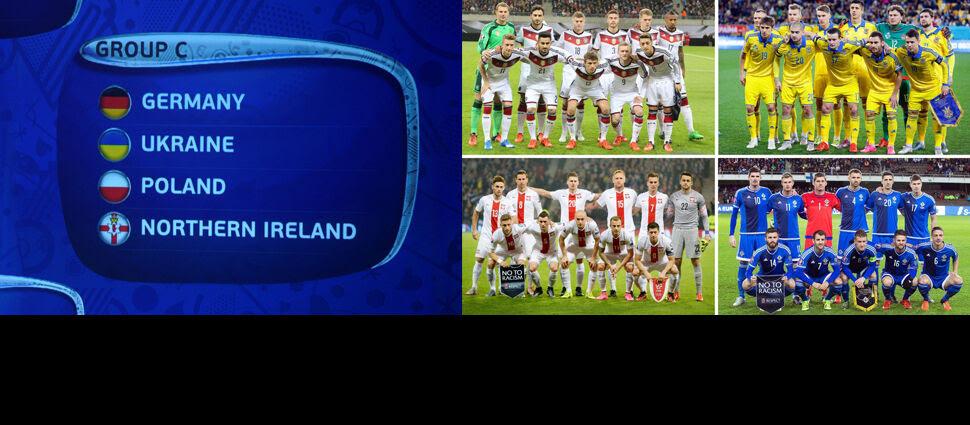 Skazani na Niemców. Na Euro 2016  w jednej grupie