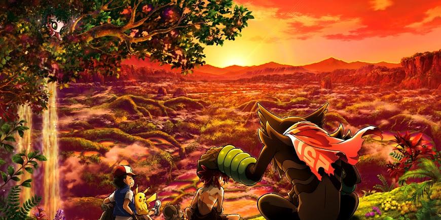 Pokémon the Movie: Secrets of the Jungle (2020) 4K Movie Online Full