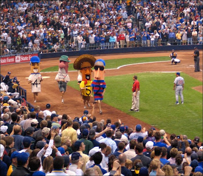 Brewer's Sausage Race