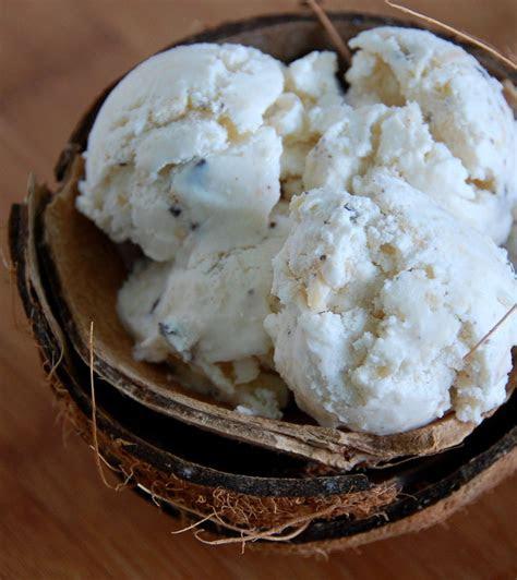 coconut ice cream recipe dishmaps