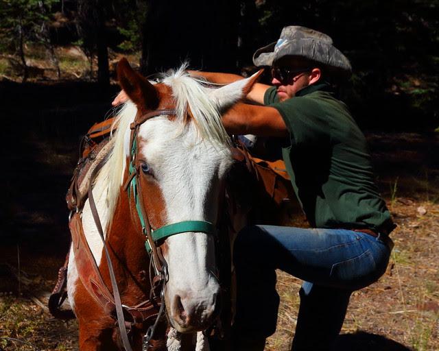 IMG_7800 Horseback Riding to Corral Meadow, Lassen Volcanic National Park