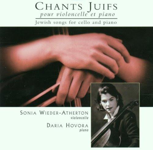 Chants Juifs, Sonia Wieder-Atherton