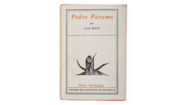 Portada de la novela Pedro Páramo