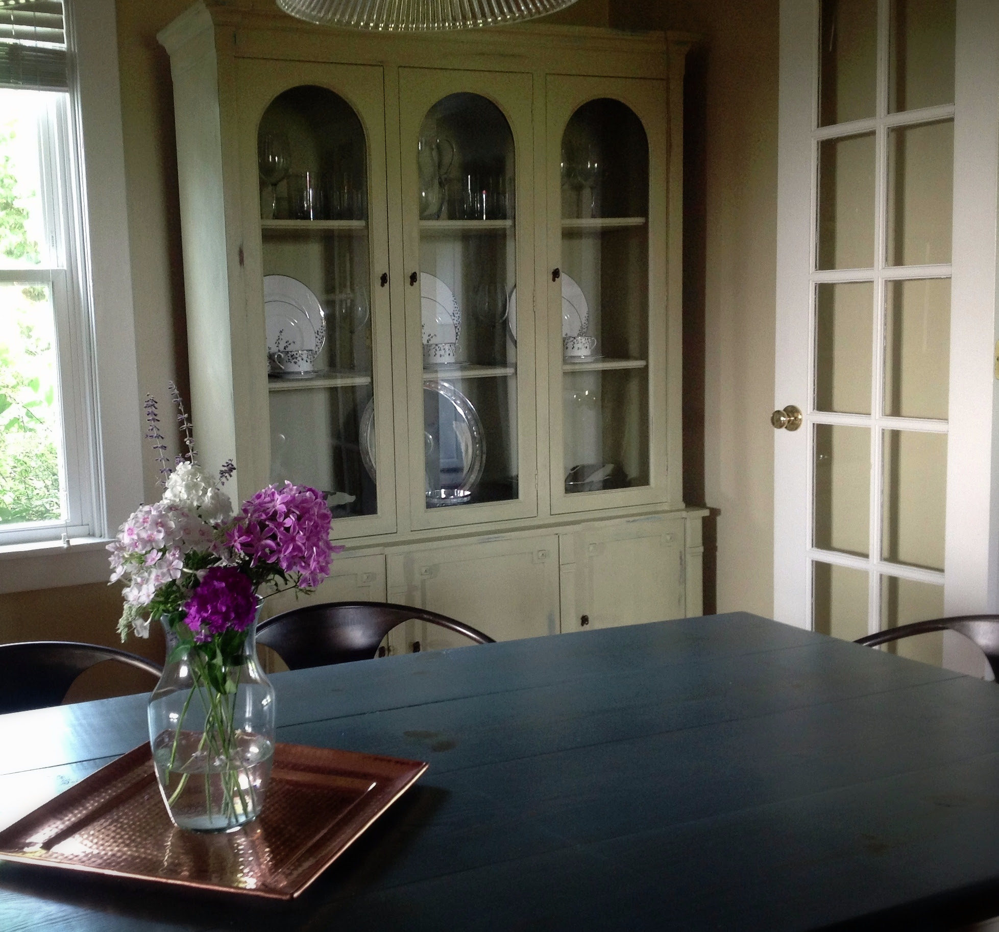 Dining Room Built In Cabinets