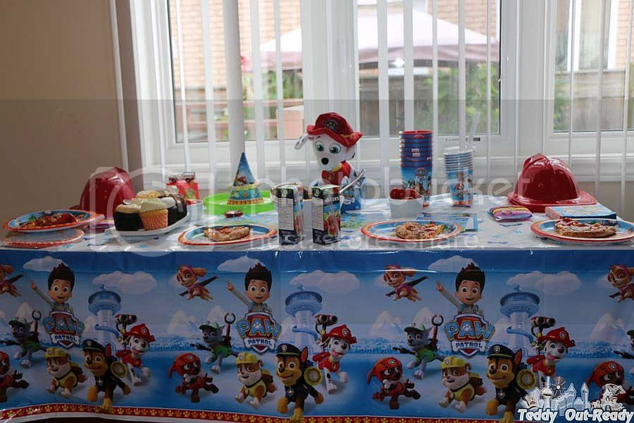 PAW Patrol Party Kit