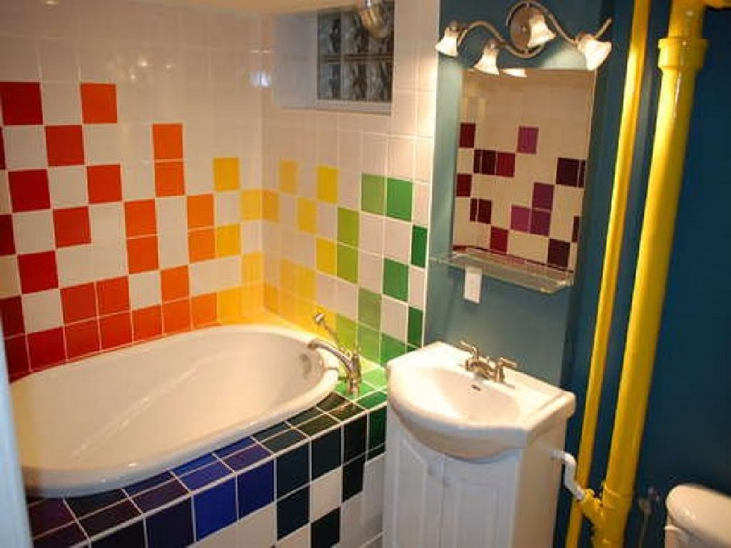 Childrens Bathroom Ideas