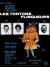 Affiche Les Tontons Flingueurs