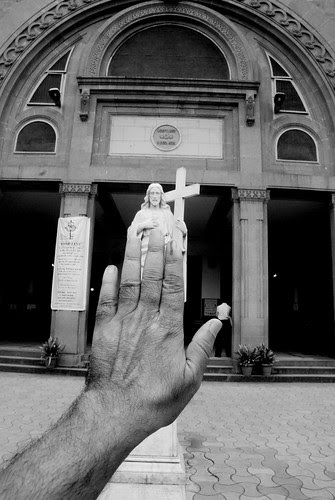 God Did Not Vote This Time by firoze shakir photographerno1