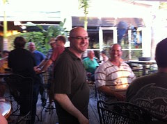 After hours at SQLRally Orlando - Johnnie's Hideaway