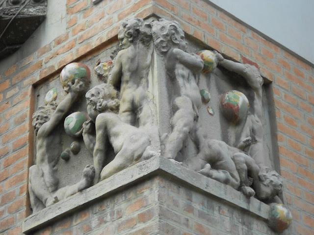 dettaglio casa Virgilio Milani