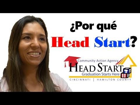 ¿POR QUÉ HEAD START? por la Enlace con los Inmigrantes Mayra Jackson