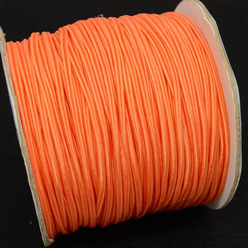 75000901-43 Braid - 3 mm Nylon Soutache - Nectarine (1 meter)