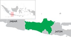 Jawa Tengah Wikipedia bahasa Indonesia ensiklopedia bebas
