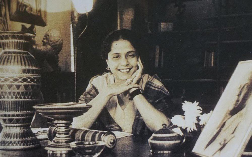 Women of History: Minnette de Silva: Sri Lanka's first ...