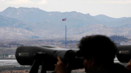 South Korean military to remove propaganda loudspeakers along North's border