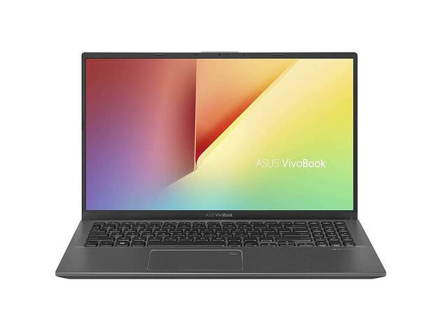 Asus F512DARH36 VivoBook 15 15.6 inch Laptop - AMD Ryzen 3, 8GB, 256GB SSD - Slate Gray for $499