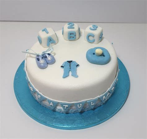 Baby Shower Party Decorations   Quality Cake Company Tamworth