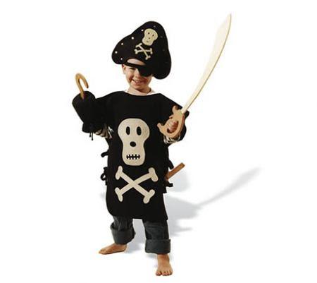 Rollenspiel Pirat