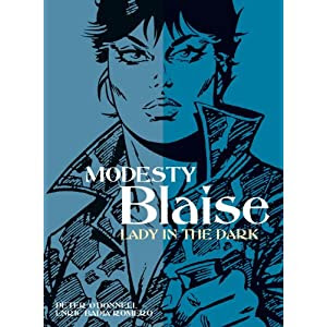 Modesty Blaise: Lady in the Dark (Modesty Blaise (Graphic Novels))