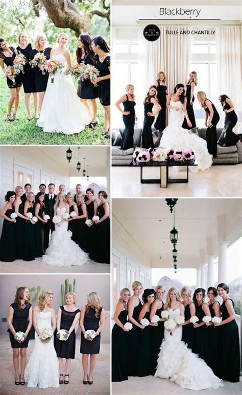 Top 10 Colors for Fall Bridesmaid Dresses 2015   Wedding