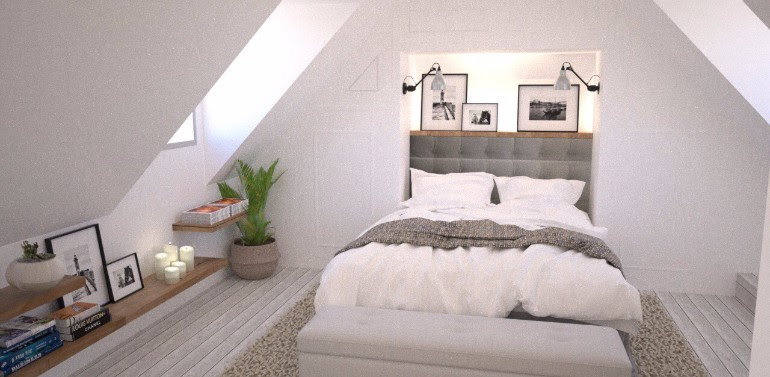 Design Collection Marvellous Loft Bedroom Decorating Ideas 50 New Inspiration