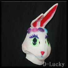 Adult Rabbit Mask Promosyon Tanıtım ürünlerini Al Adult Rabbit Mask