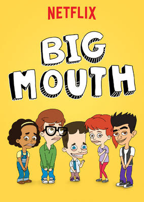 Big Mouth - Season 1