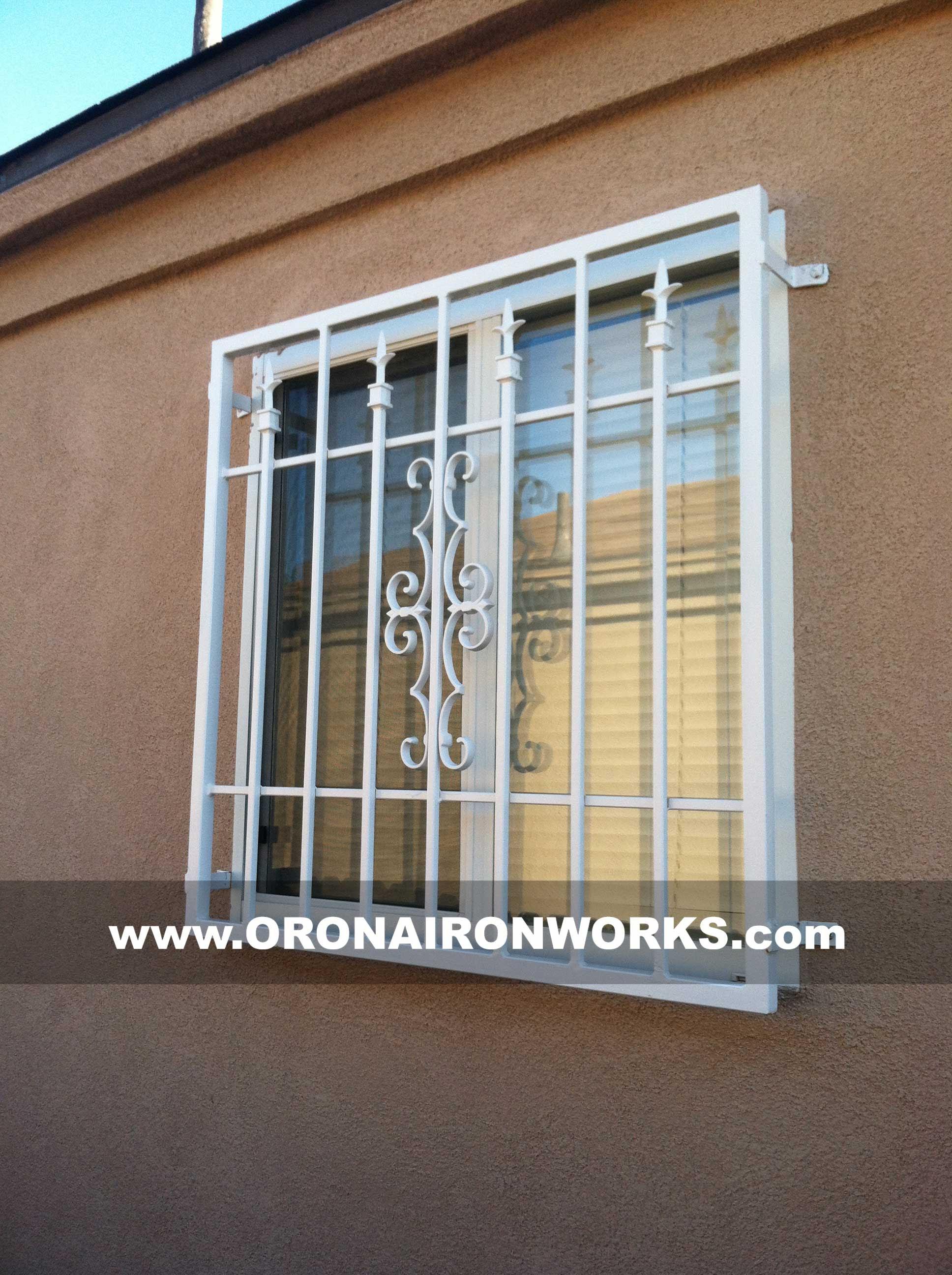 Window Grills Orona Forge