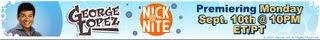 George Lopez on Nick at Nite
