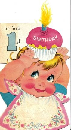 Happy 1st Birthday Greetings Free Download Online