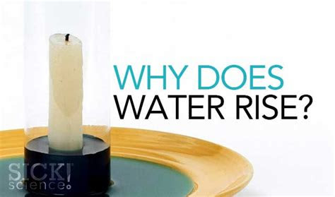 water rise sick science  science