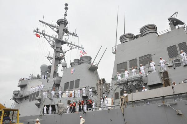 hải quân, Mỹ, chiến hạm