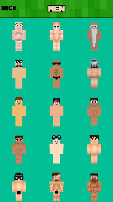 Minecraft Naked Girl Skin Naturalskins