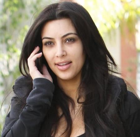 Kim Kardashian Without Makeup 5  Sassy Dove