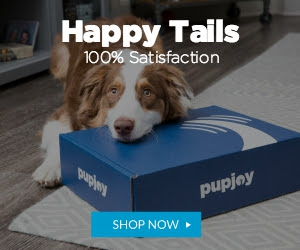 Happy Tails | PupJoy