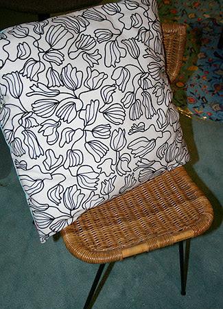 Playroom Pillow Back