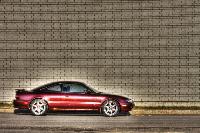 Mazda MX-6 HDR