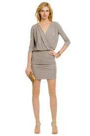 Gray Milan Mist Dress
