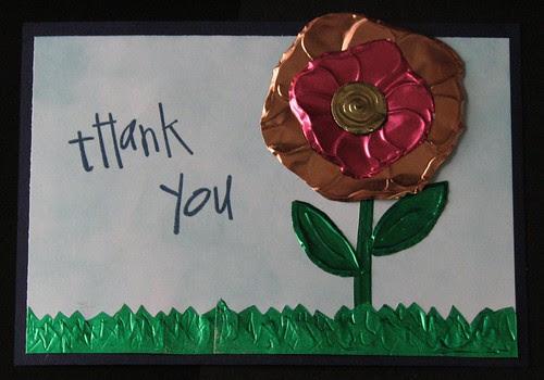 Thank You - GlueFoil