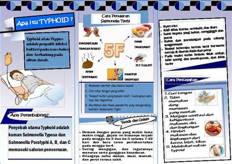 standar operasional prosedur kompres hangat  leaflet