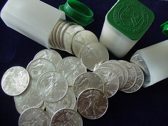 Buy Silver Eagles in Houston, Texas