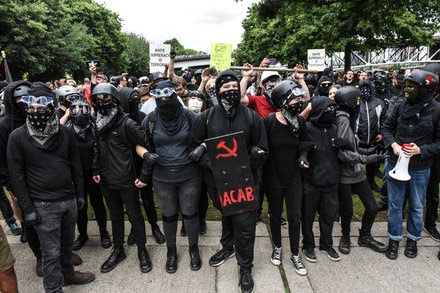 TREND ESSENCE:What Is Antifa, the Movement Trump Wants to Declare a Terror Group?