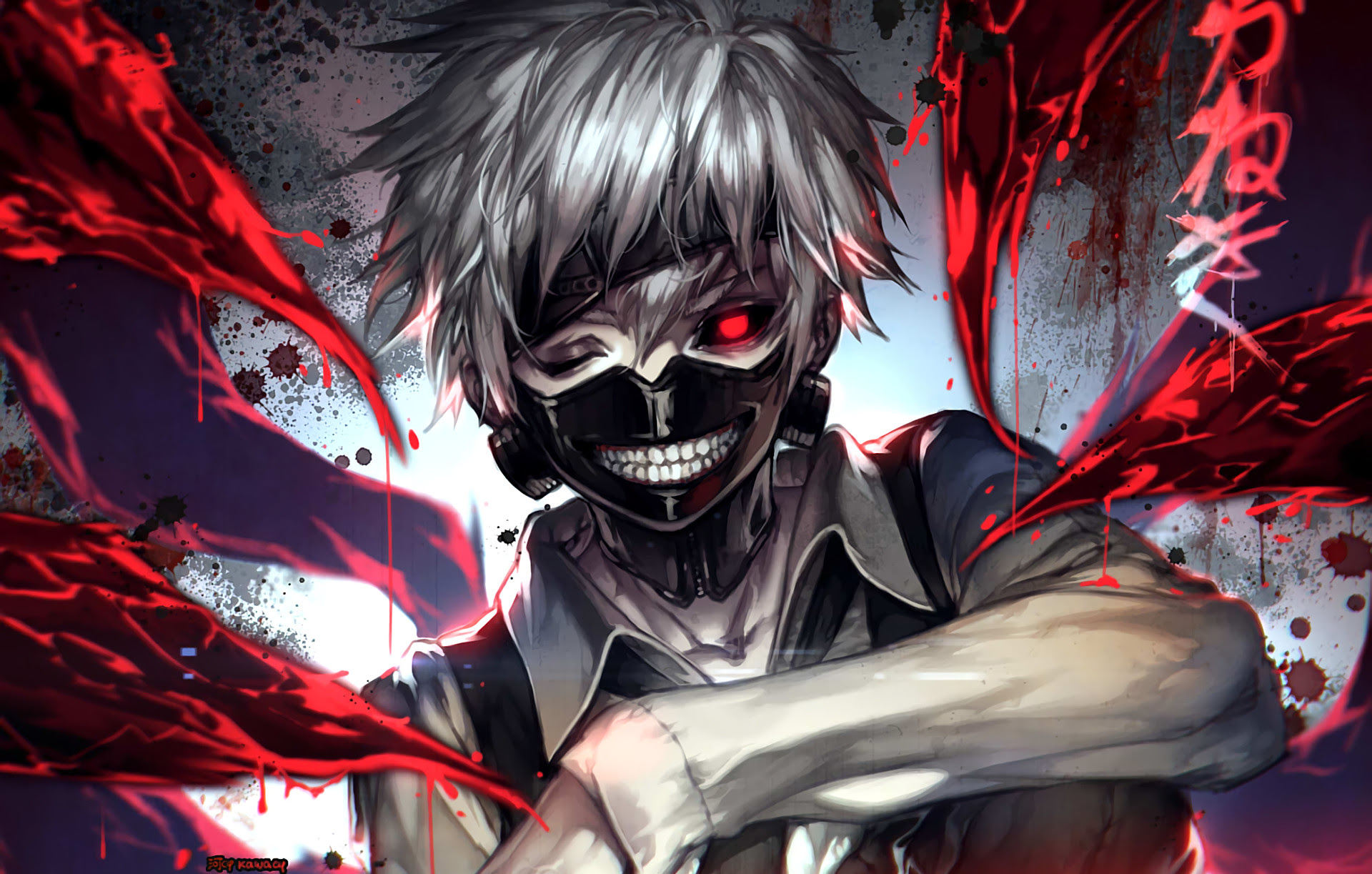 Tokyo Ghoul Kaneki Ken Wallpaper 78 Images