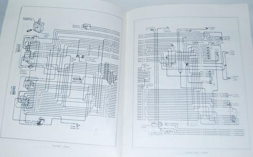 64 1964 CHEVY NOVA ELECTRICAL WIRING DIAGRAM MANUAL - I-5 ...