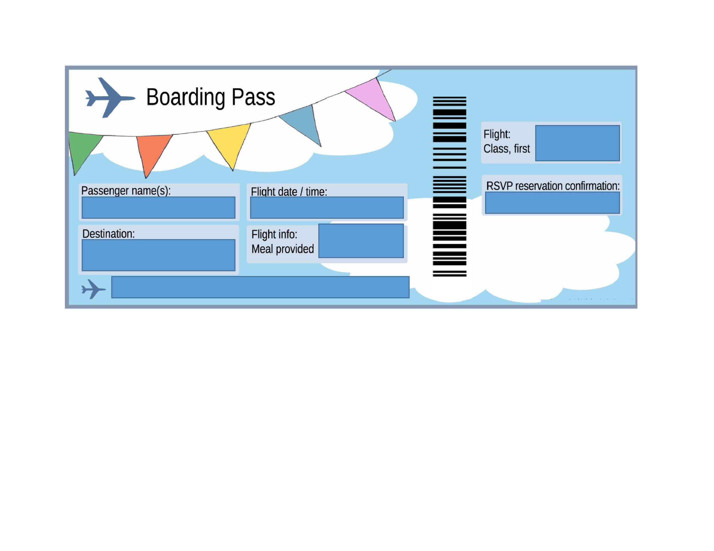 boarding pass template 02